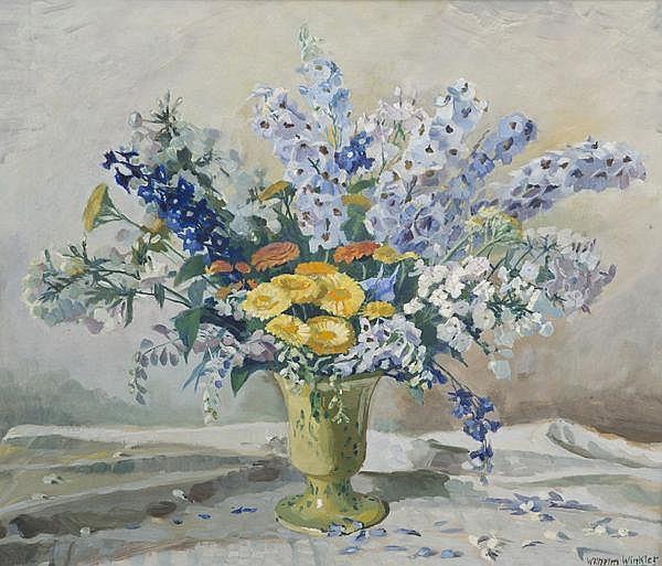 "Wilhelm Winkler (1882-1964). ""Rittersporn"