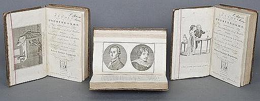 "3 Bde. Johann Caspar Lavater (1741-1801), ""Essays"