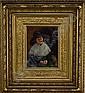 Richard Nitsch 1866-1945 Porträt einer, Richard Nitsch, Click for value