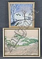 Max Felgentreu (1874-1952). Winterlandschaft mit, Max Felgentreu, Click for value