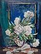 Hanns Fay (1888-1957). Blumenstilleben mit, Hanns (1888) Fay, Click for value