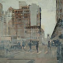 Broadway, Financial Center