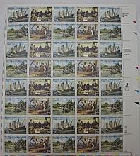 2 Mint Sheets, # 2620-23 & 2647-96