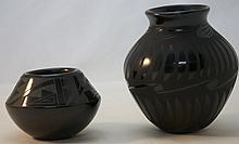 Annie Baca Santa Clara & Silvia Silveira Pottery