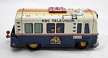 Cragstan RCA - NBC Mobile Color T.V. Bus