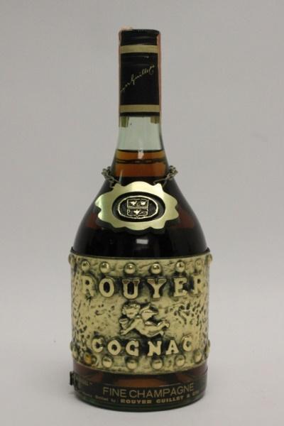 1968 Rouyer Guillet V.S.O.P. Fine Champagne Cognac