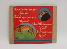 WWII Elvira Bauer, German TRAU KEINEM FUCHS (1936)