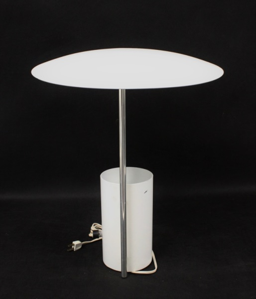 1970 39 s george nelson half nelson table lamp for Half nelson table lamp