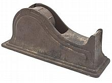 Art Deco Cast Iron Texcel Cellophane Tape Dispense
