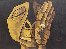Oswaldo Guayasamin (Ecuadorian, 1919-1999)