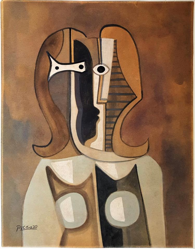 essay on pablo picasso painting