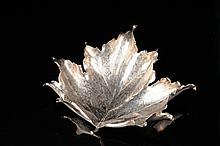A Gianmaria Buccellati sterling silver candy dish,