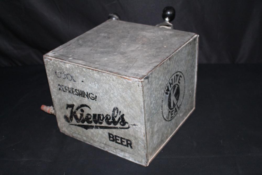 COOL REFRESHING KIEWELS BEER TAP COOLER