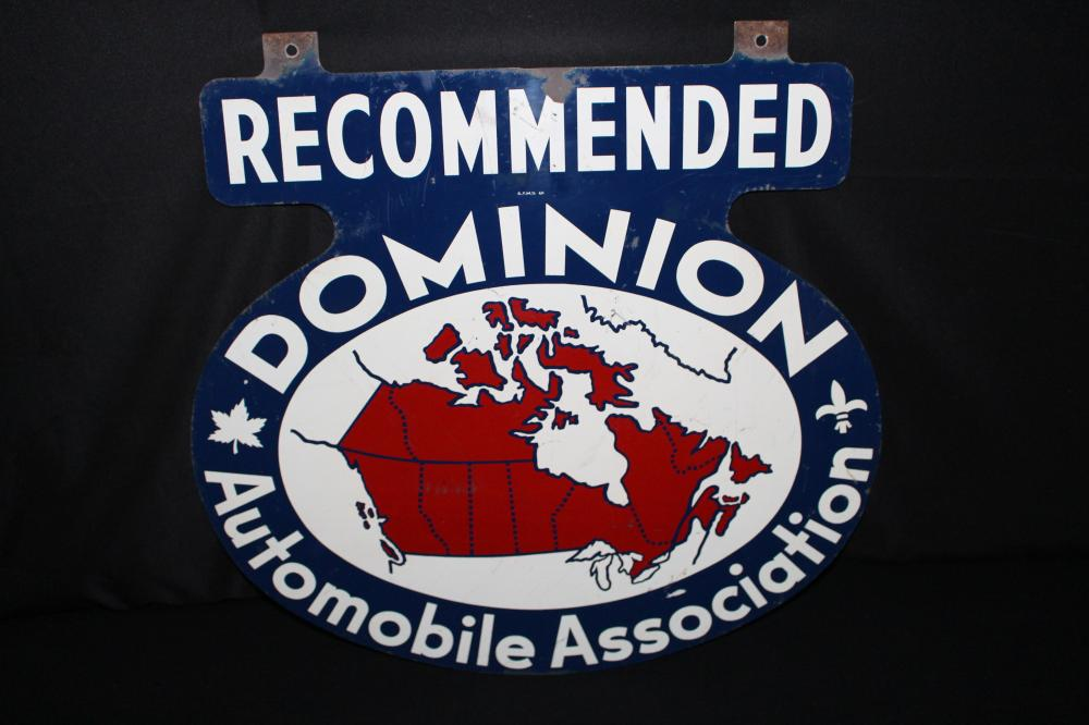 DOMINION AUTOMOBILE ASSN CANADA SIGN