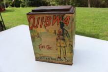 Ojibwa Tobacco Store Bin Scotten Dillon Co