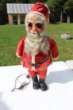 Store Display Santa Claus Figure