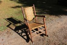 Old Hickory Rocking Chair