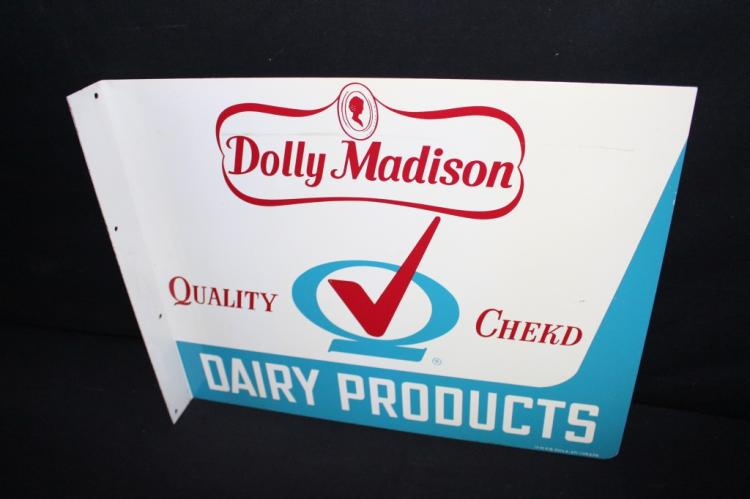Dolly Madison Dairy Products Flange Sign