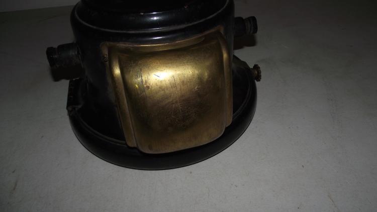 Cm Hall Lamp Co Model 186 Adjustable Spot Light Detroit Mi