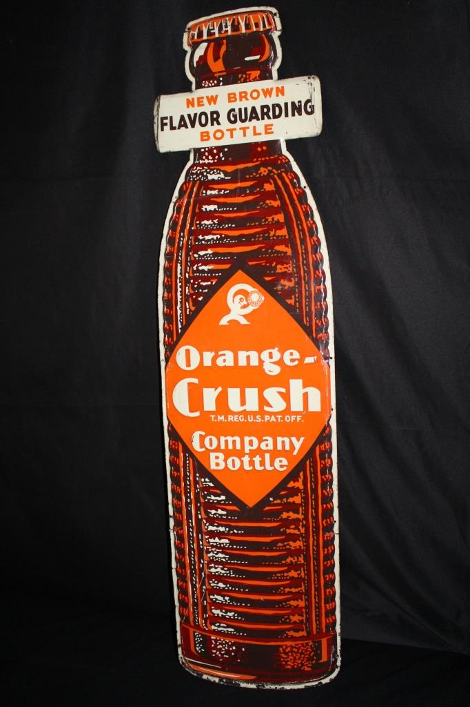 Dating orange crush bottles