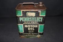 Pennsylect 2 Gallon Oil Can