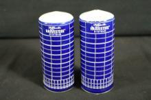 Rare Pair AO Smith Harvestore Silo S&P Shakers