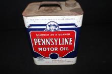 Pennsyline 2 Gallon Oil Can