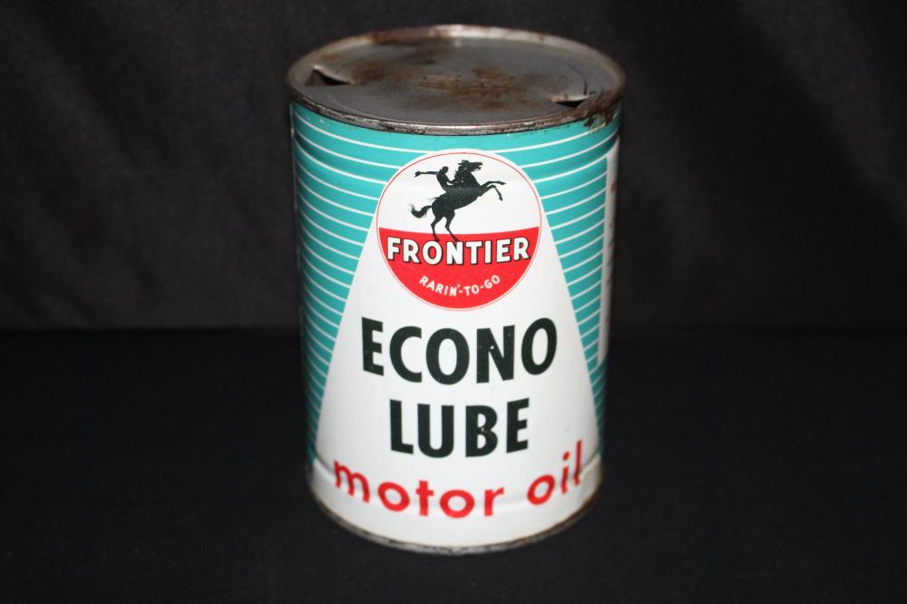 QUART OIL CAN FRONTIER ECONO LUBE