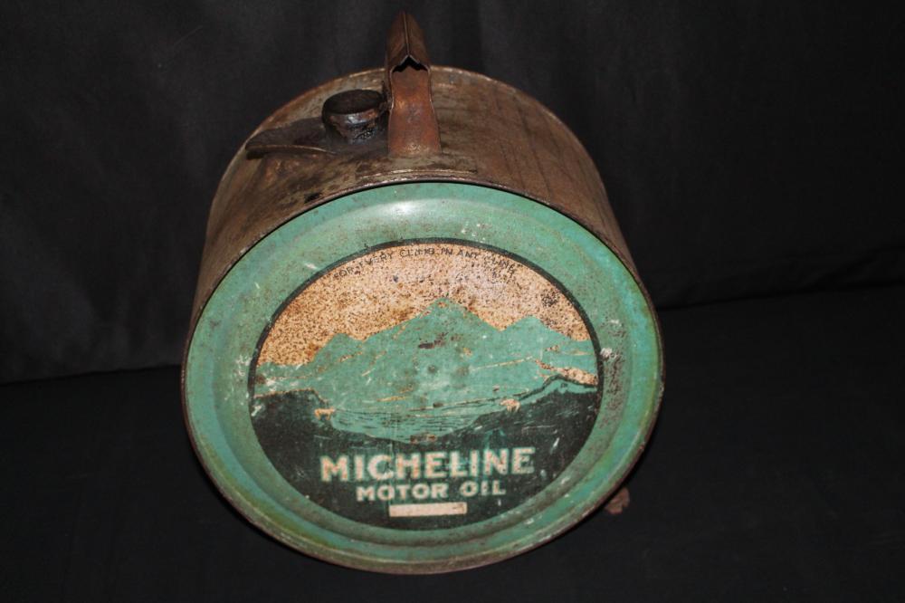 5 GAL ROCKER OIL CAN MICHELINE