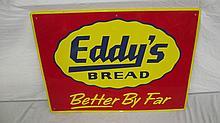 EDDY'S BREAD SIGN