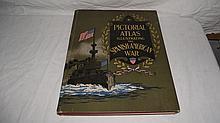 ORIGINAL 1898 SPANISH AMERICAN WAR PICTORIAL ATLAS