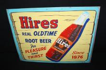 Hires Root Beer Soda Pop Sign