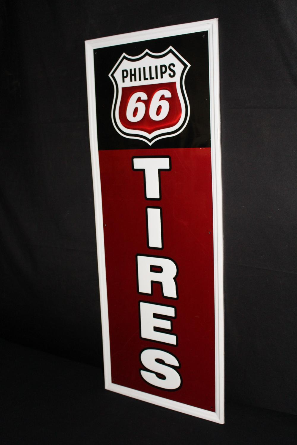 PHILLIPS 66 TIRES SIGN