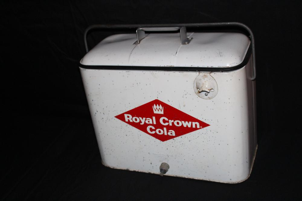 PROGRESS RC ROYAL CROWN SODA POP COOLER