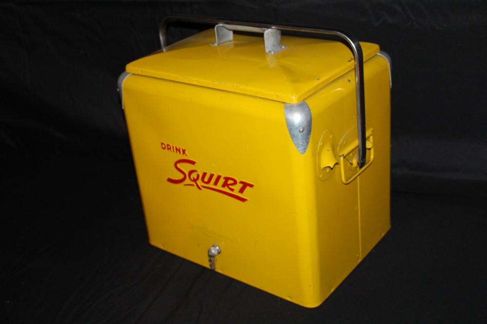 PROGRESS SQUIRT SODA POP COOLER