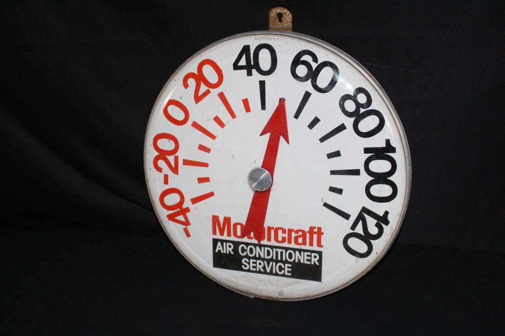 MOTORCRAFT AIR CONDITIONER SERVICER THERMOMETER