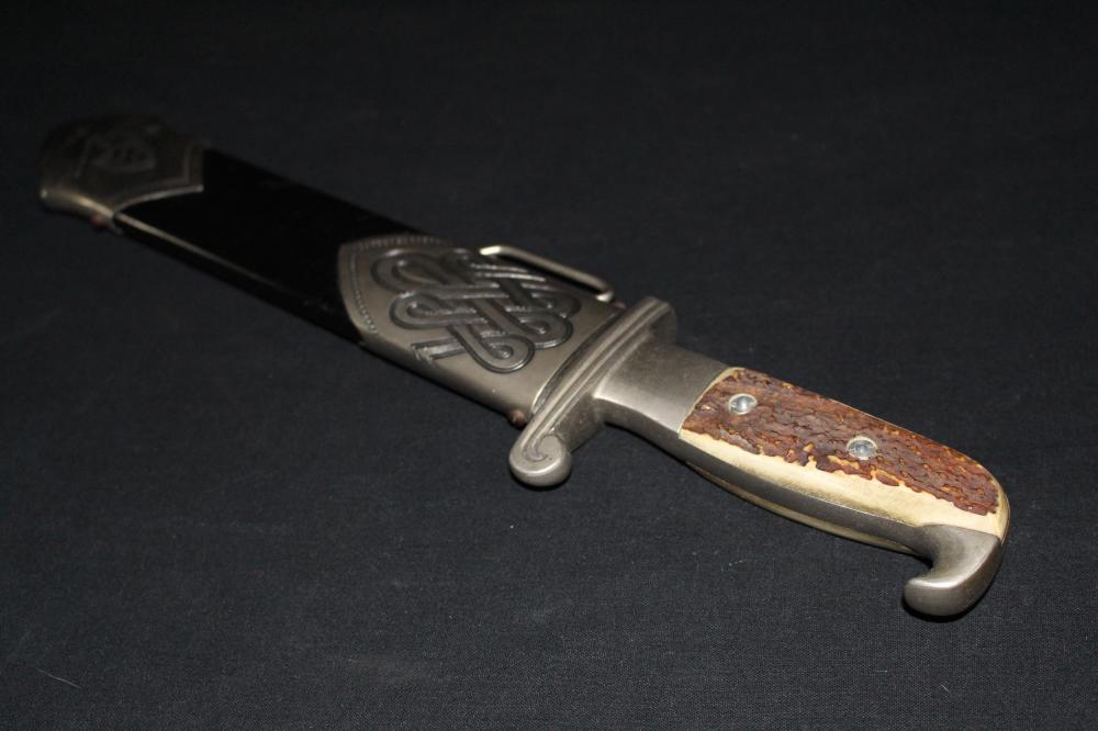 KREBS RAD ENLISTED HEWER KNIFE