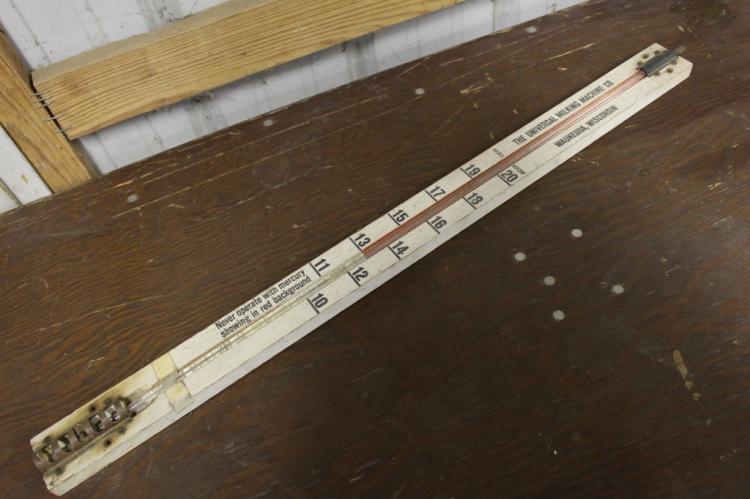 Universal Milking Machine Dairy Thermometer