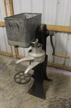 Renfrew Machinery Co Cream Separator Rare Model