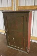 Rare Melotte Cream Separator Parts Cabinet
