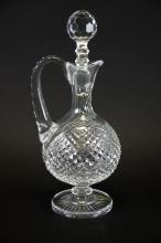 Waterford Crystal Ewer with Round Stopper