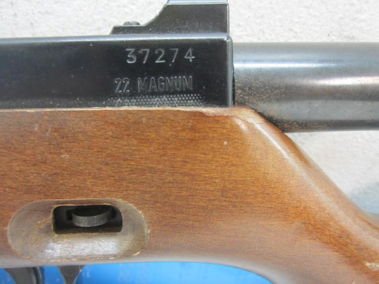 Lot 471: Josef G. Landmann - Preetz 22 Cal Rifle