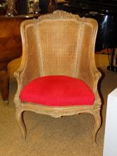 furniture wood 19 Cth armchair