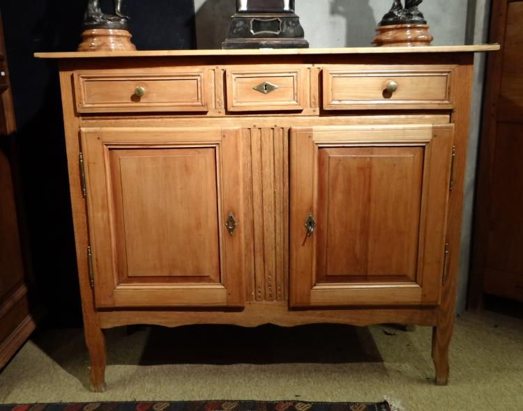 Furniture fruitwood dresser / sideboard 19 Cth