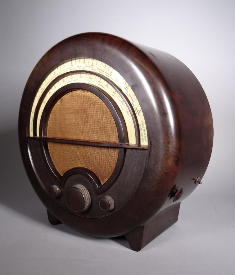 Collection: Bakelite Radio EKCO Circa 1935