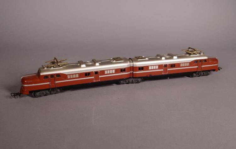 Toy: Marklin Train Miniature beautiful Rame DL800 circa 1950
