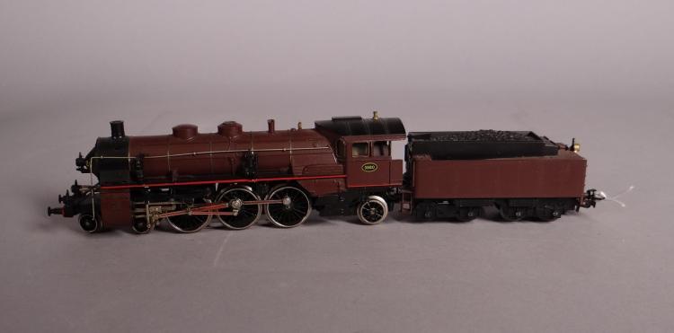 Toy: Train MARKLIN HO 3111 steam locomotive