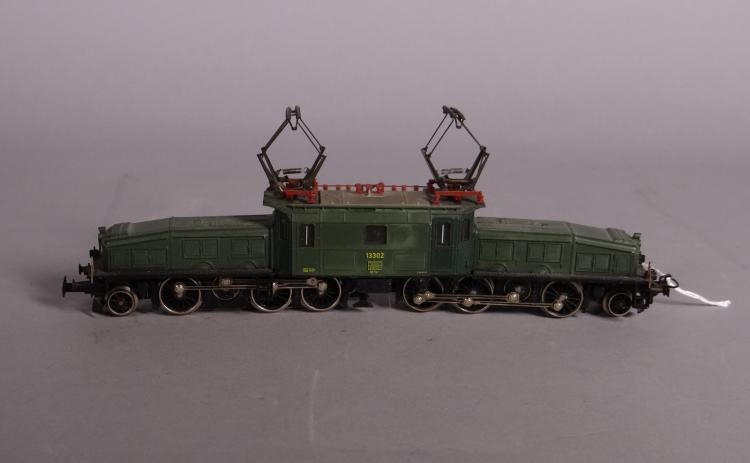 Toy: Marklin HO model train ref 3356 crocodile