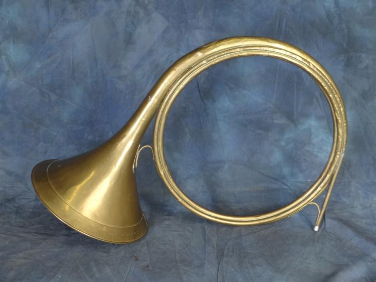 Hunting Horn Music PERINET Francois Paris late 19th early 20C