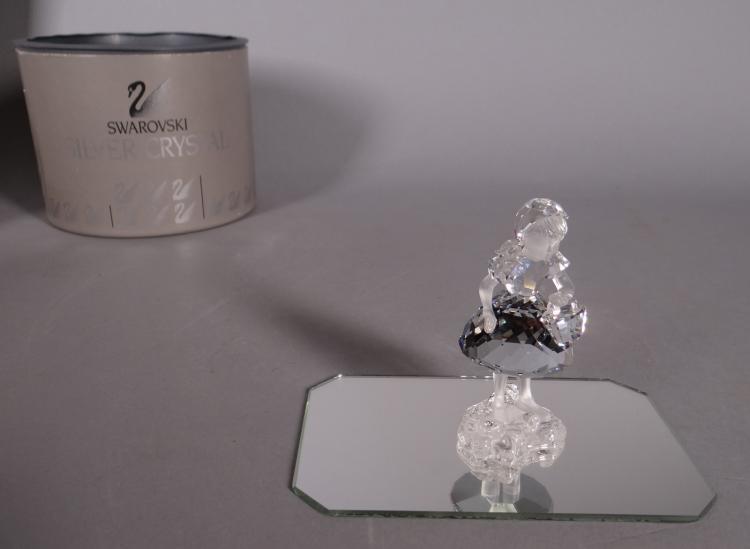 Glassware: Crystal Swarovski topic - Little Red Riding Hood -
